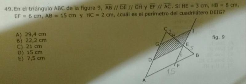 Ayuda porfavor Geometría :(