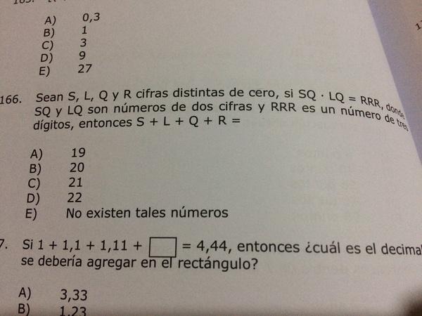 Ayuda:( la respuesta es 21