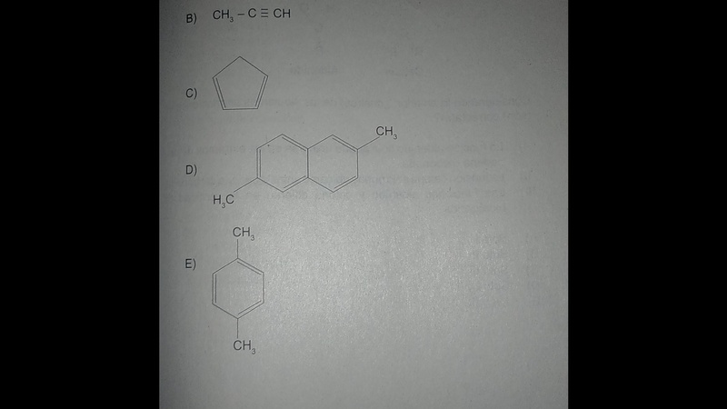 Cómo puedo saber la cantidad de H de cada molécula?