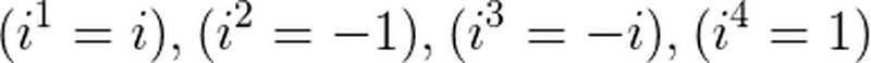 Alguien que me ayude a resolver los ejercicios de números complejos que están marcados con asteriscos ?